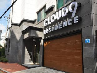 Cloud 9 Serviced Residence Seoul - Entrance