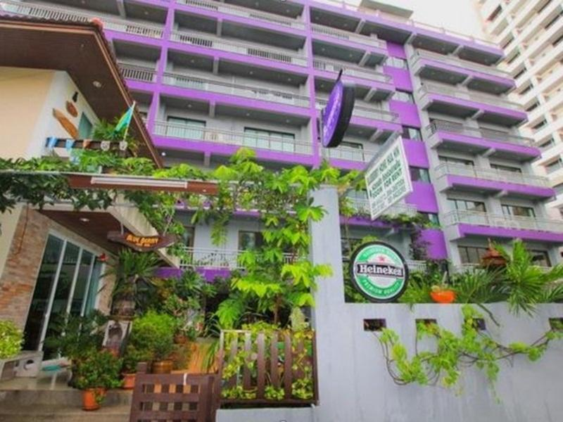 Blueberry Hua Hin Hotel - Hotels and Accommodation in Thailand, Asia