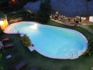 香草天空度假村 薄荷岛 - 游泳池
