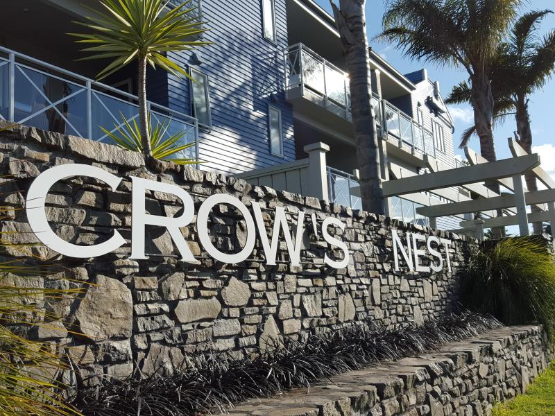Crowsnest Apartments - Hotels and Accommodation in New Zealand, Pacific Ocean And Australia