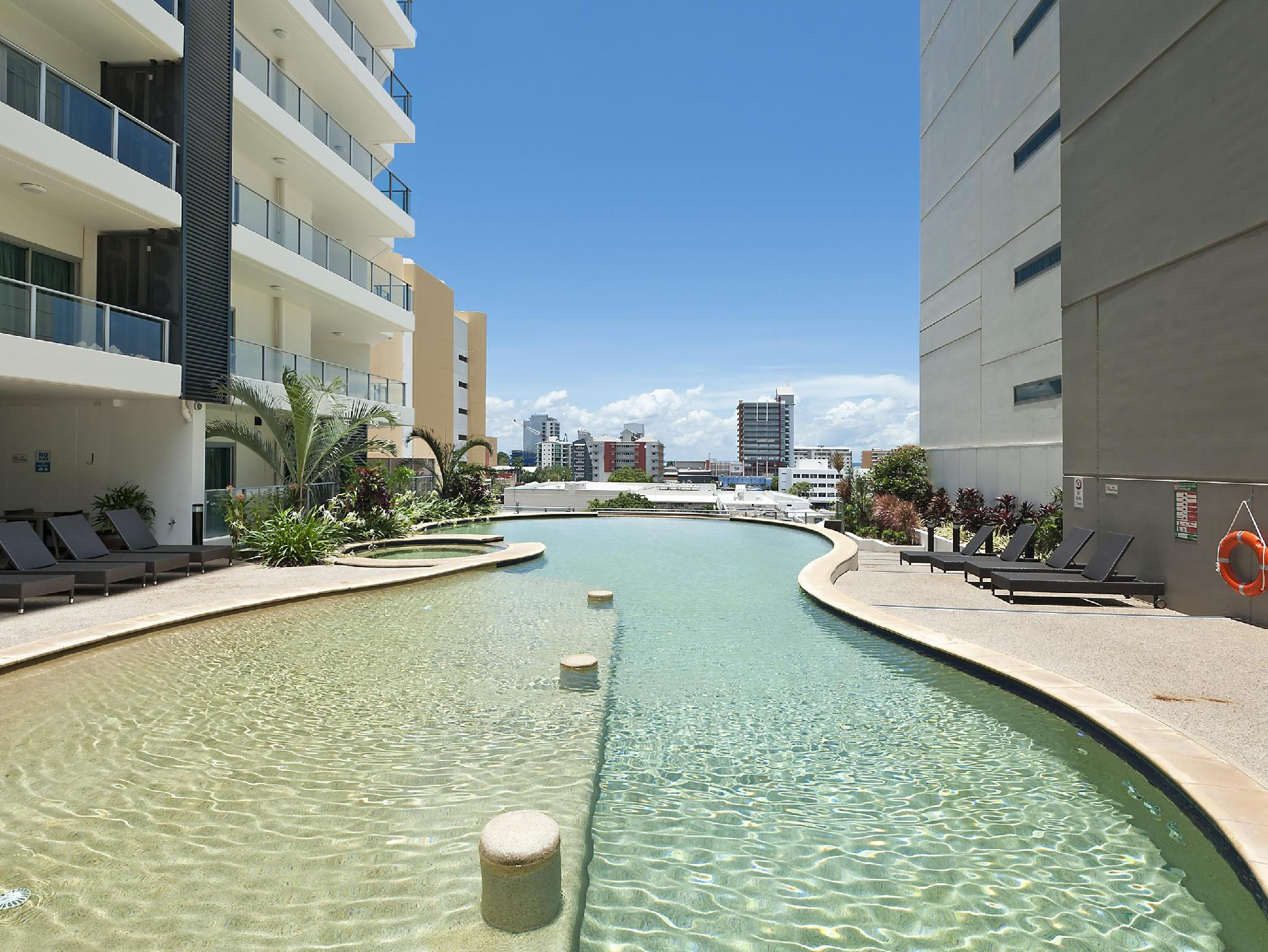 Darwin Executive Apartment - Hotell och Boende i Australien , Darwin