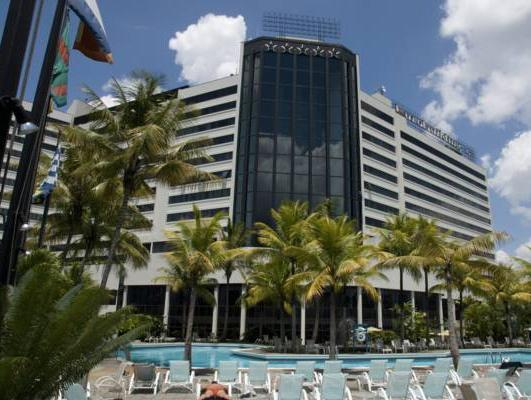 Eurobuilding Hotel And Suites Caracas काराकस - होटल बाहरी सज्जा