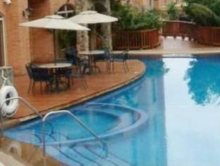Eurobuilding Hotel And Suites Caracas काराकस - तरणताल