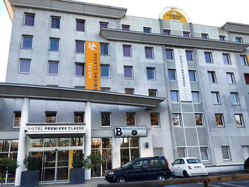 Hotel Premiere Classe Roissy Villepinte - Parc des Expositions - Hotell och Boende i Frankrike i Europa
