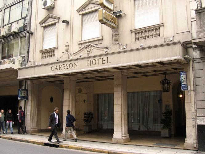 Carsson Hotel Buenos Aires Buenos Aires - Exterior