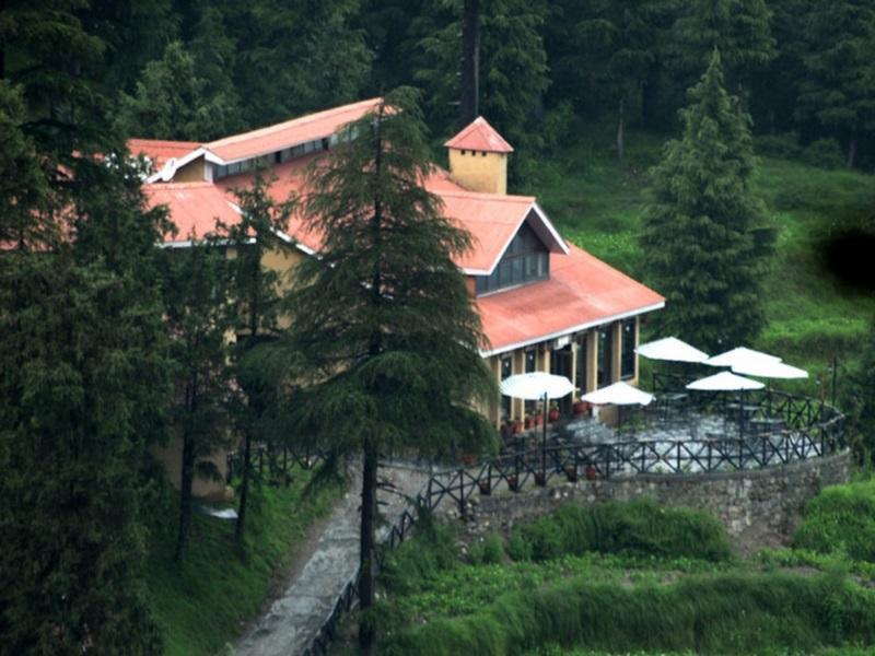 Aamod Resort - Dalhousie - Hotel and accommodation in India in Dalhousie
