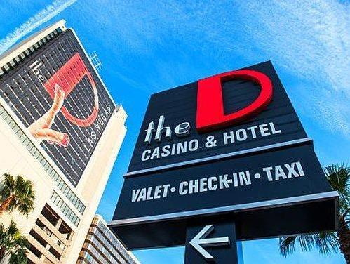 The D Las Vegas Hotel