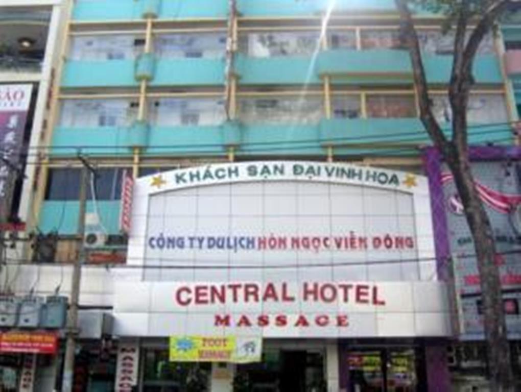 Central Hotel - Hotell och Boende i Vietnam , Ho Chi Minh City