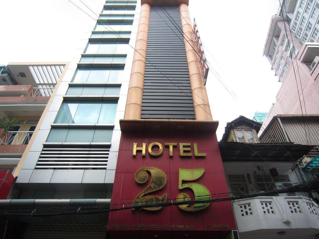 Hotel 25 - Hotell och Boende i Vietnam , Ho Chi Minh City