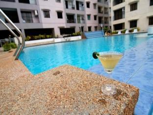 SDR Serviced Apartments Cebu - Swimmingpool