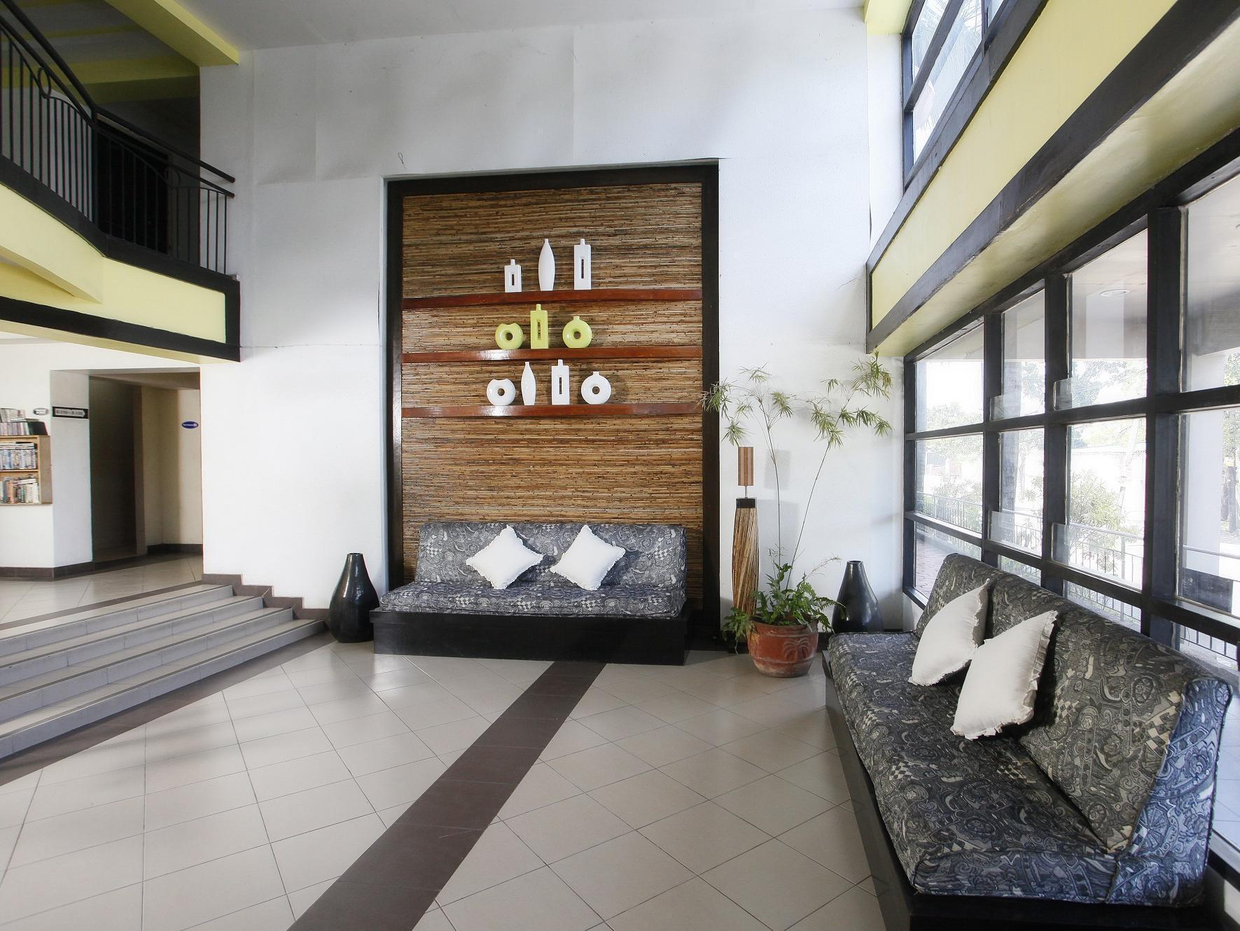 SDR Serviced Apartments Cebu - Hotellet udefra