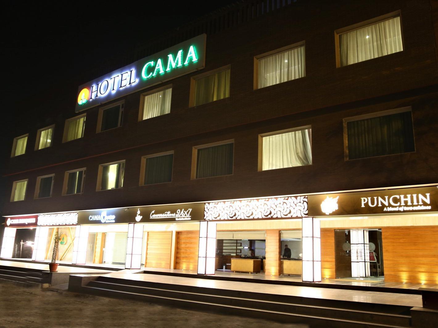 Hotel Cama - Mohali
