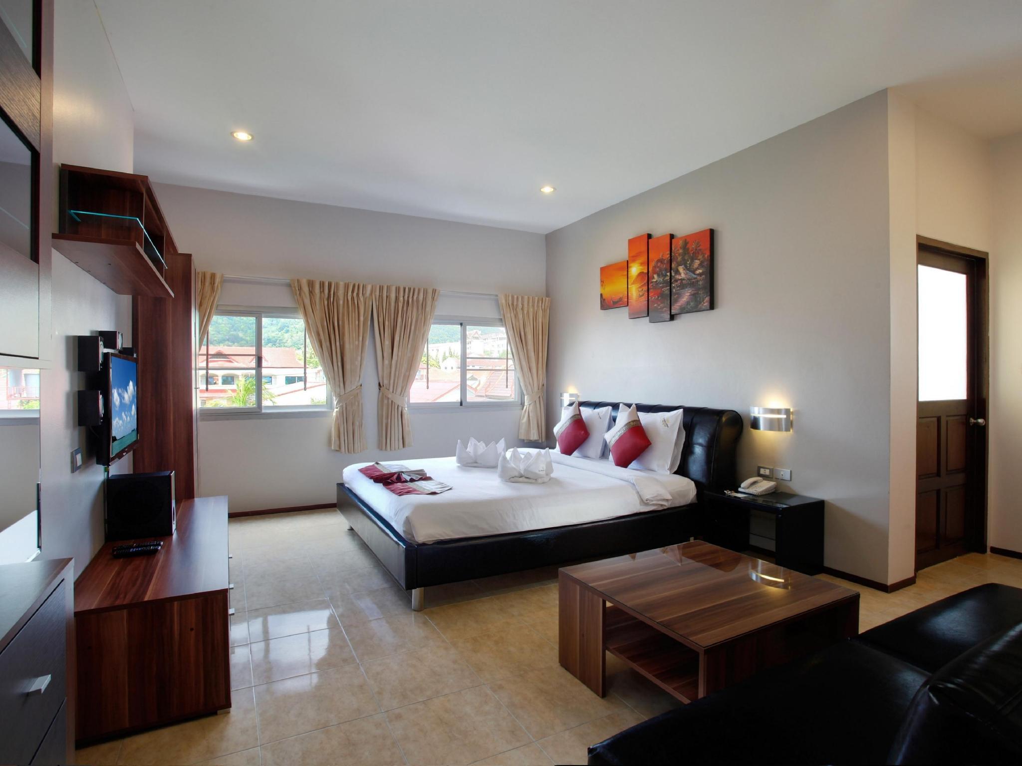 Hotell U-Sabai Hotel i Patong, Phuket. Klicka för att läsa mer och skicka bokningsförfrågan