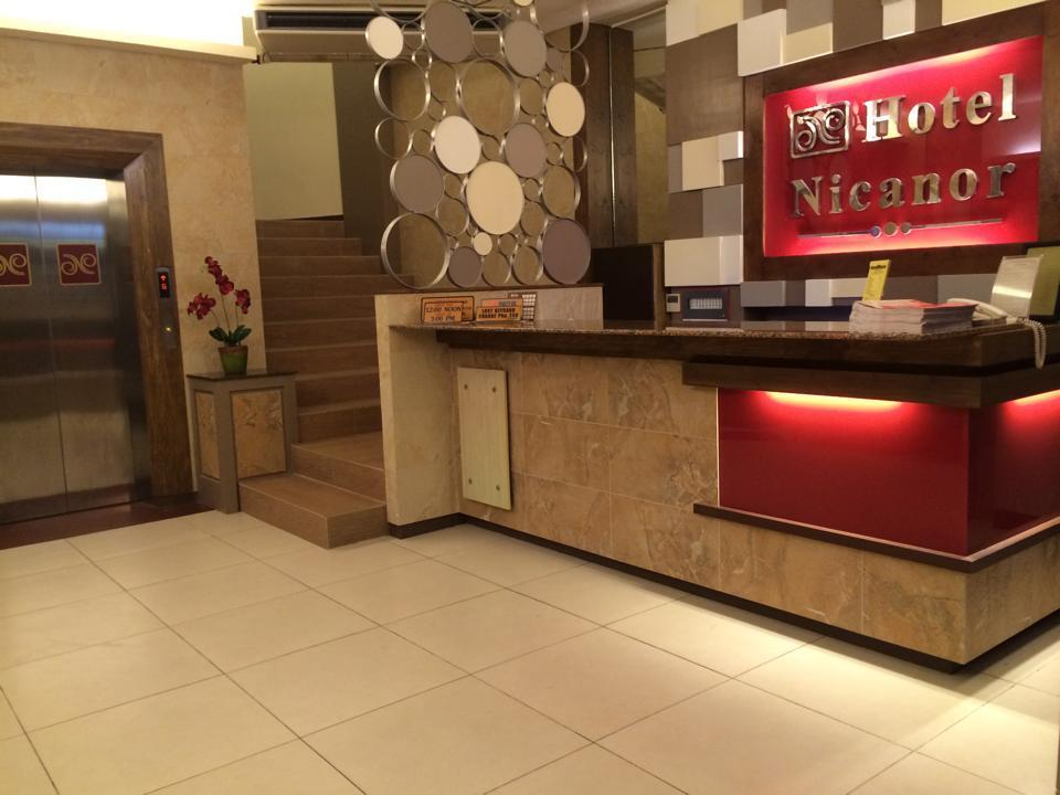 Hotel Nicanor - Hotels and Accommodation in Philippines, Asia