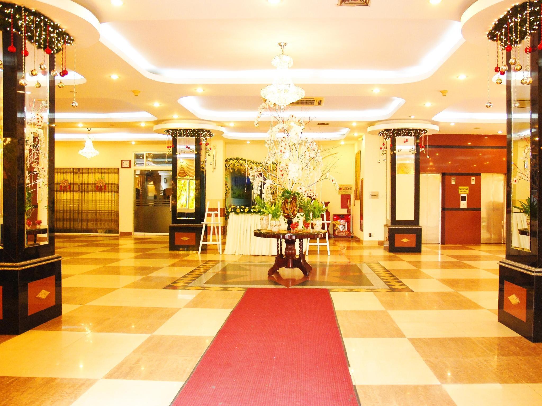 Thai Binh Hotel - Hotell och Boende i Vietnam , Ho Chi Minh City