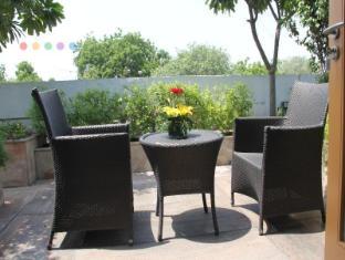 Radisson Blu Marina Hotel Connaught Place New Delhi and NCR - Ban Công/Sân Thượng