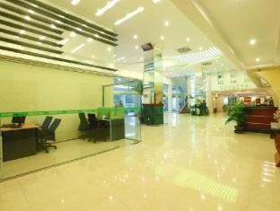 Best Western Green Hill Hotel Yangon - Business center on lobby level