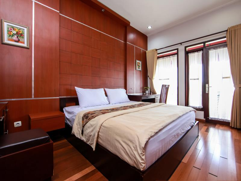 Rumah Cipaku Setiabudi Bandung Guesthouse - Hotels and Accommodation in Indonesia, Asia