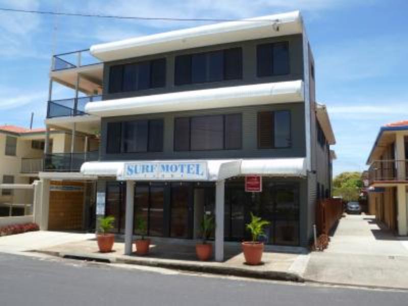 Surf Motel - Hotell och Boende i Australien , Yamba