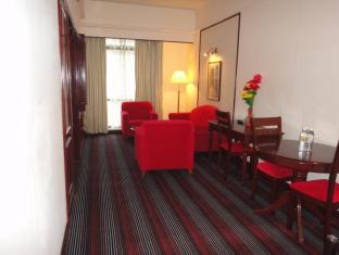 FNF Service Suite at Times Square Kuala Lumpur - Living Room