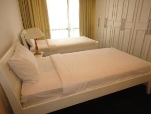 FNF Service Suite at Times Square Kuala Lumpur - Second Bedroom