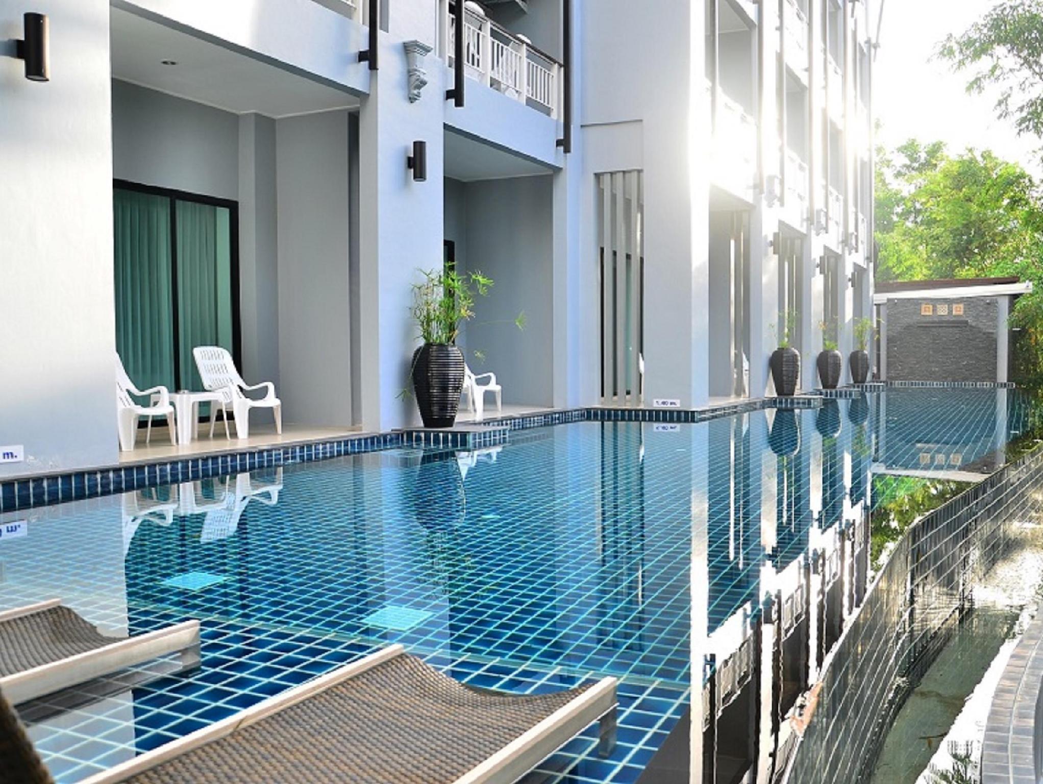 Hotell The Par Phuket Hotel i Kathu_-tt-_Golf_Course, Phuket. Klicka för att läsa mer och skicka bokningsförfrågan
