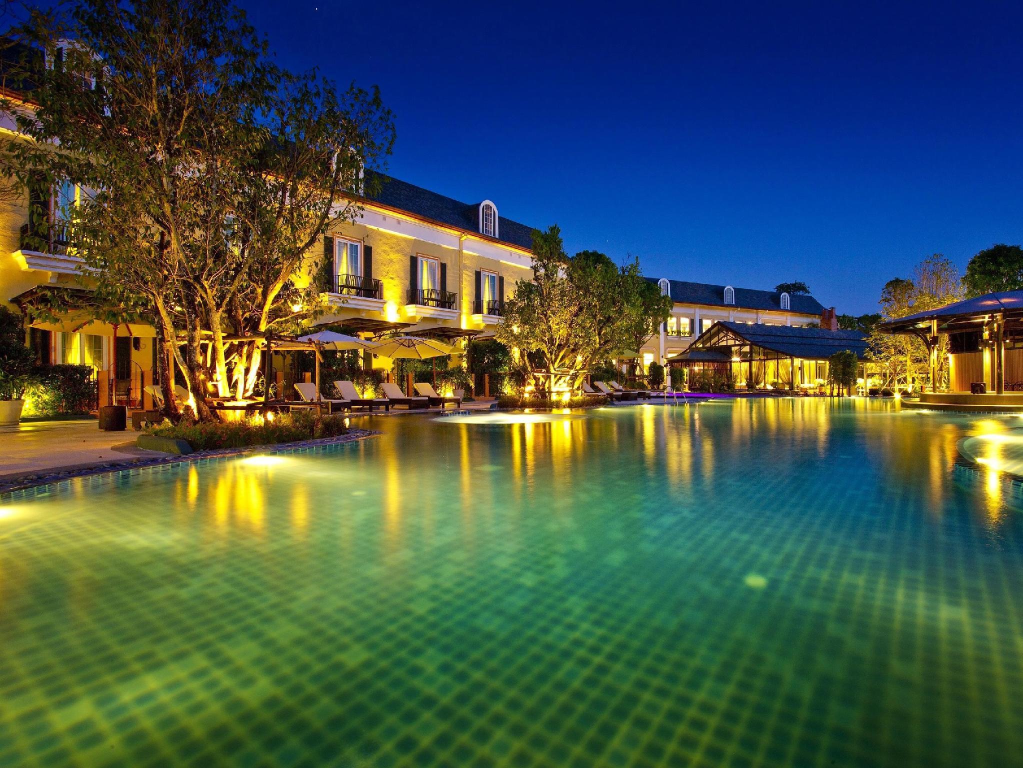 Hotell Rancho Charnvee Resort and Country Club i , Khao Yai / Nakhonratchasima. Klicka för att läsa mer och skicka bokningsförfrågan