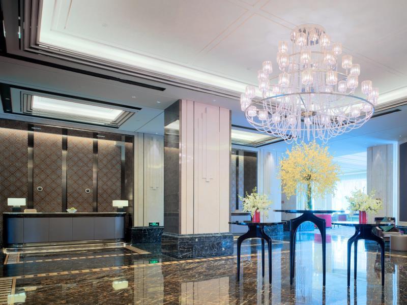 Eaton Luxe Xinqiao Shanghai Hotel
