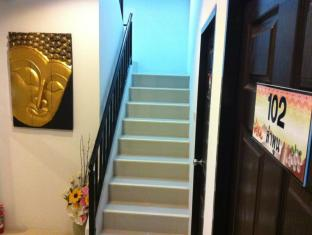 Uhouse Chiang Mai - Hotellet indefra