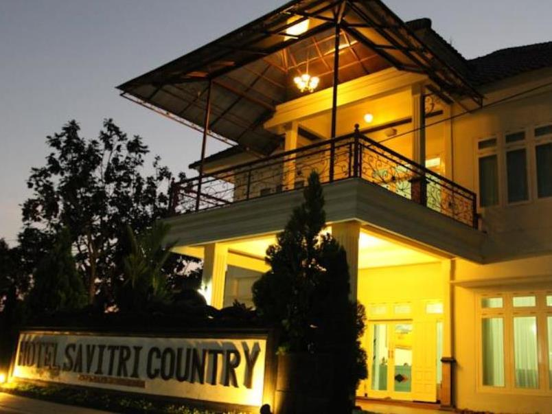 Hotel Savitri Country - Hotels and Accommodation in Indonesia, Asia
