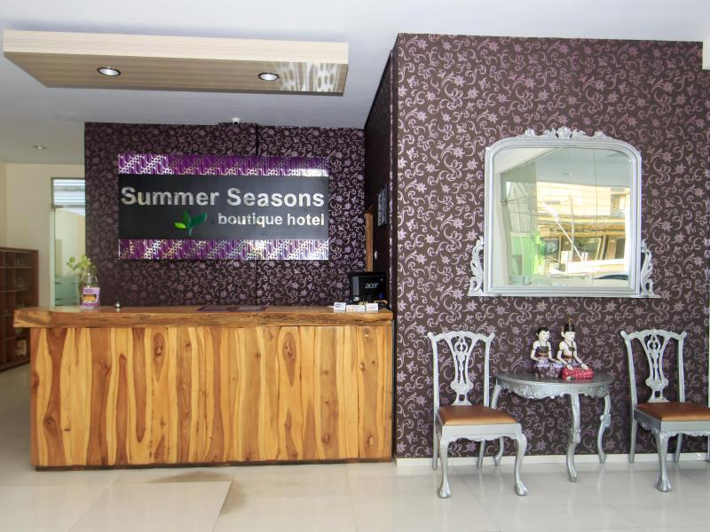 Summer Season Hotel - Hotels and Accommodation in Indonesia, Asia