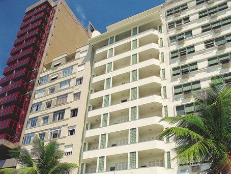 Lancaster Othon Travel Hotel Rio de Janeiro - Hotel exterieur