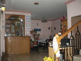Kathmandu Peace Guest House Kathmandu - Reception with lobby