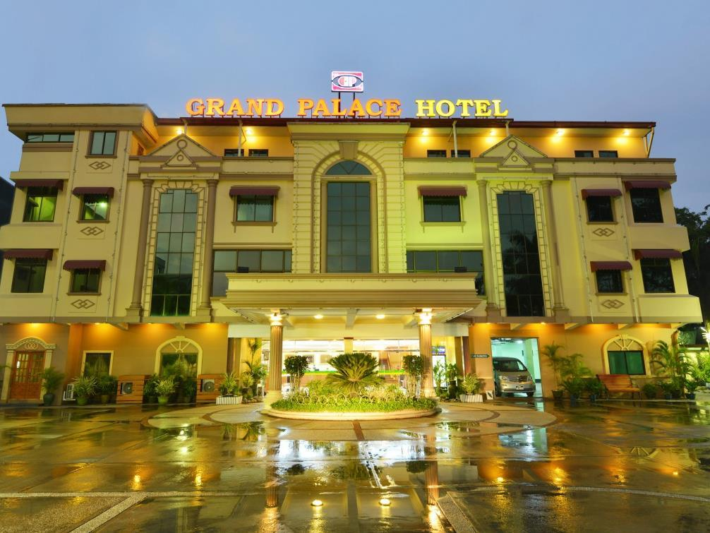 Grand Palace Hotel Yangon