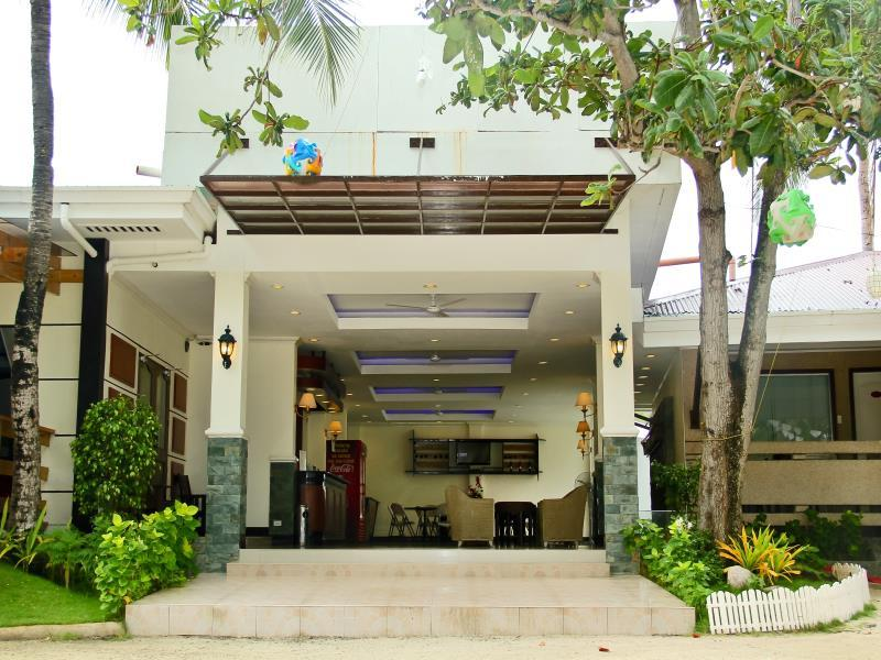 BlueFins Resort Cebú - Exterior del hotel