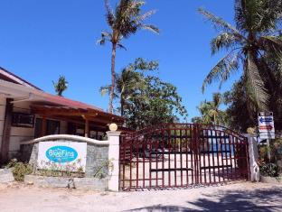 BlueFins Resort Mactan Island - Entrada