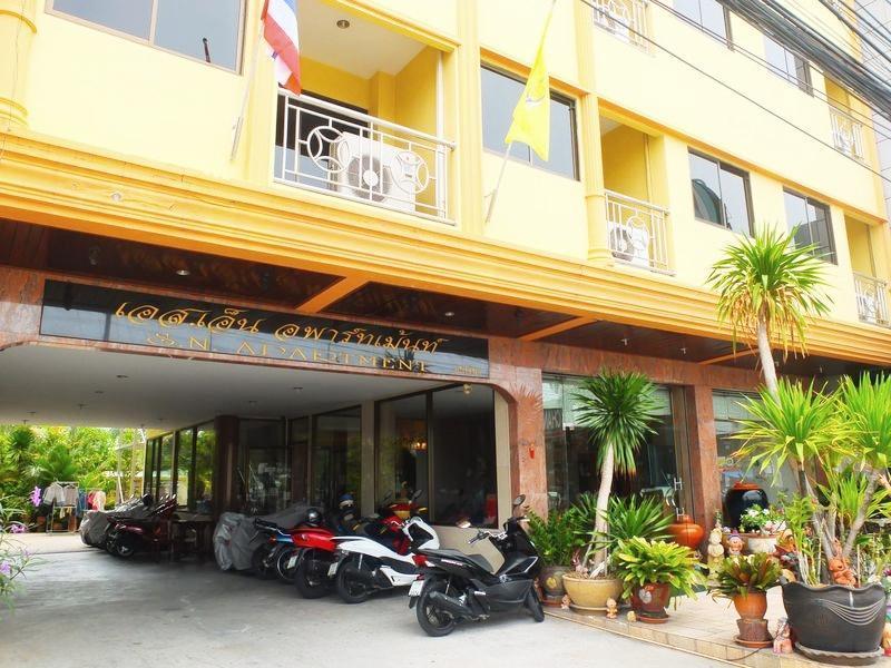 Hotell SN Apartment i , Pattaya. Klicka för att läsa mer och skicka bokningsförfrågan
