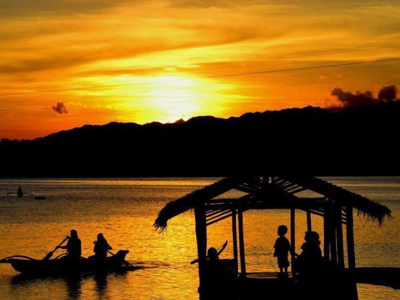 Papa Kit's Marina Resort سيبو
