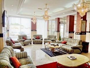 الخليج للشقق الفندقية مدينة مسقط - ردهة