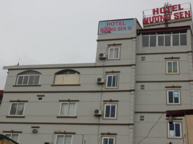 Huong Sen Hotel 3 - Hotell och Boende i Vietnam , Hanoi