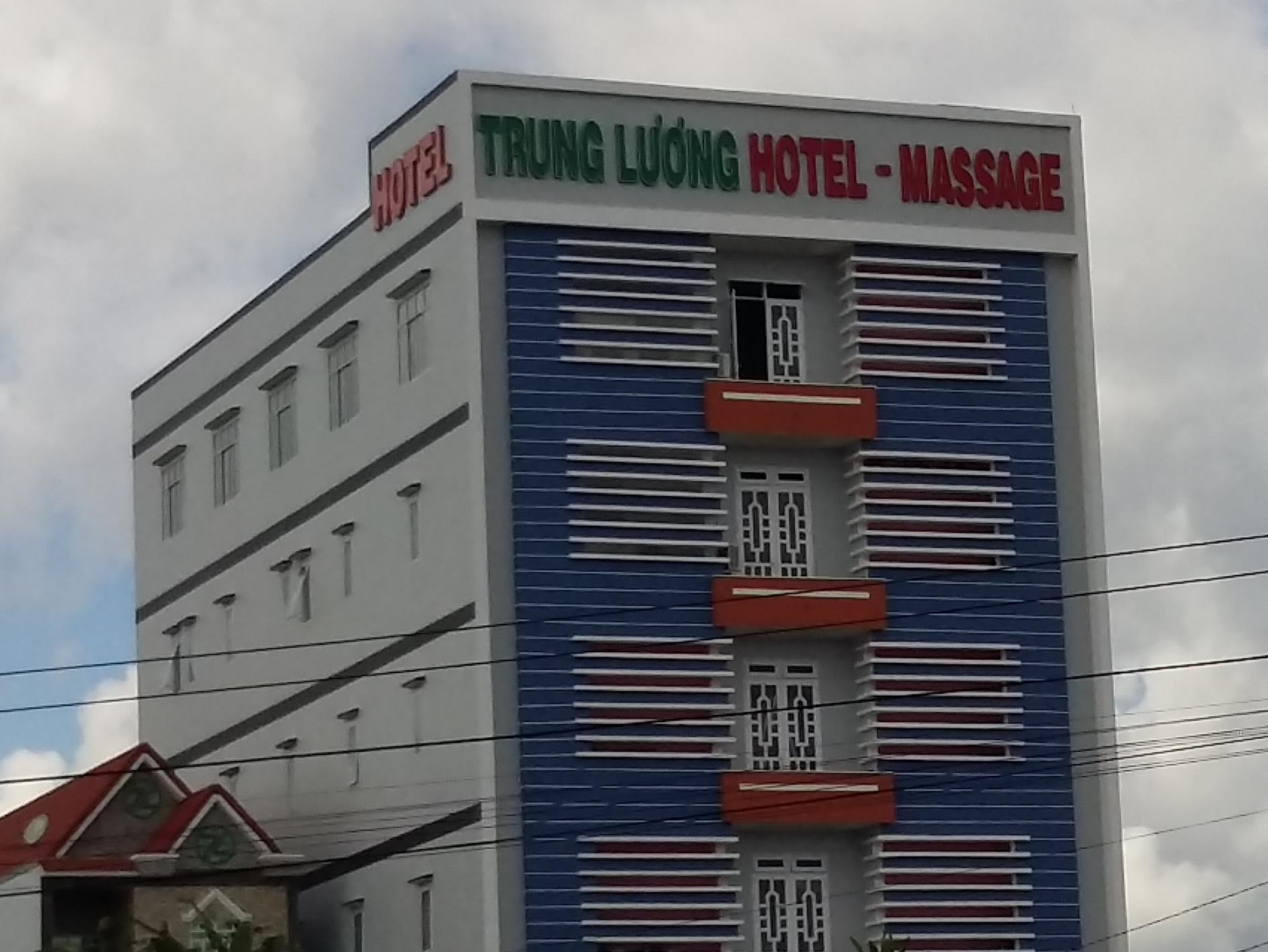 Trung Luong Hotel 1 - Hotell och Boende i Vietnam , My Tho (Tien Giang)