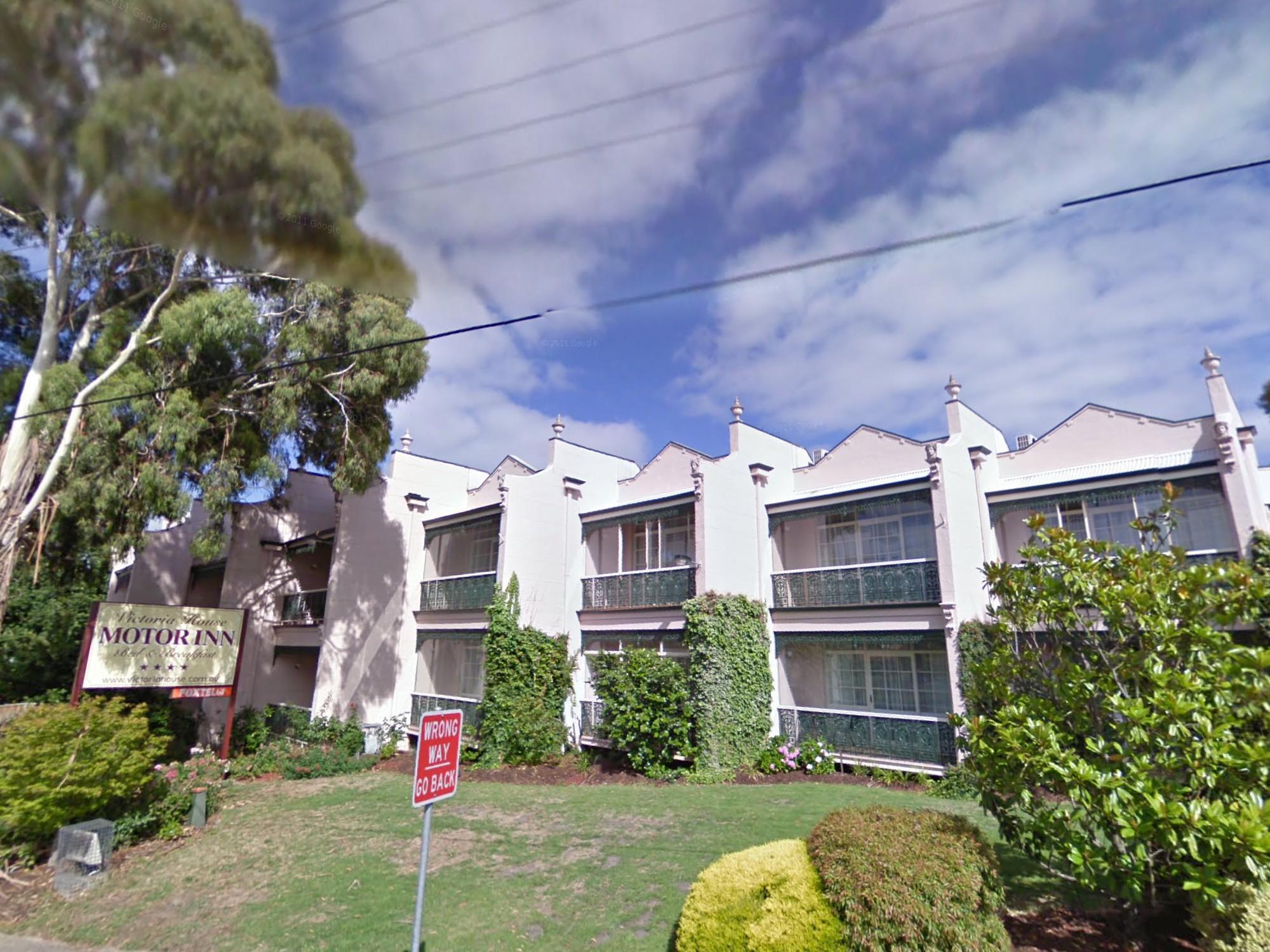 Victoria House Motor Inn - Hotell och Boende i Australien , Melbourne
