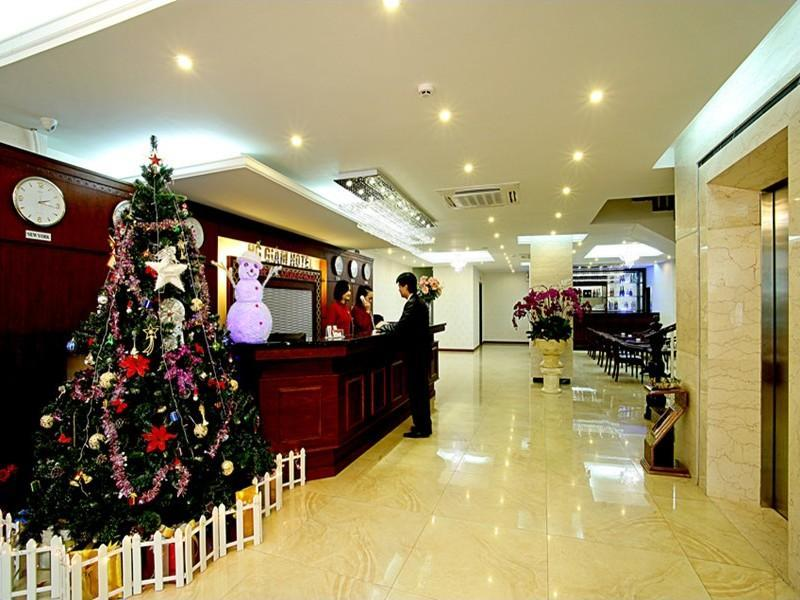 Hotel Lake of Literature (Hồ Giám Hotel) - Hotell och Boende i Vietnam , Hanoi