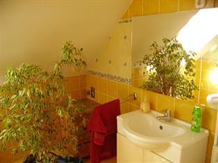 Hermina Guesthouse Budapest - Bathroom