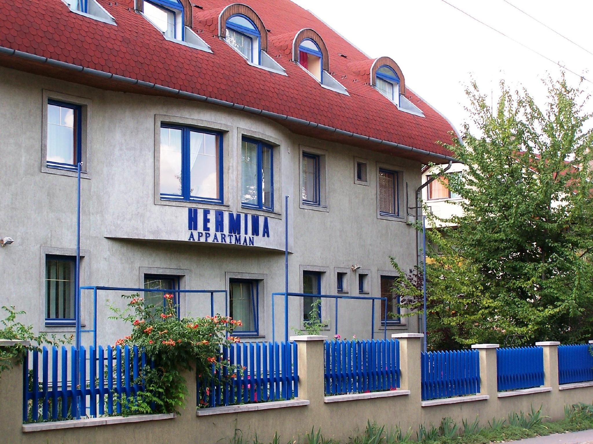 Hermina Guesthouse Budapest