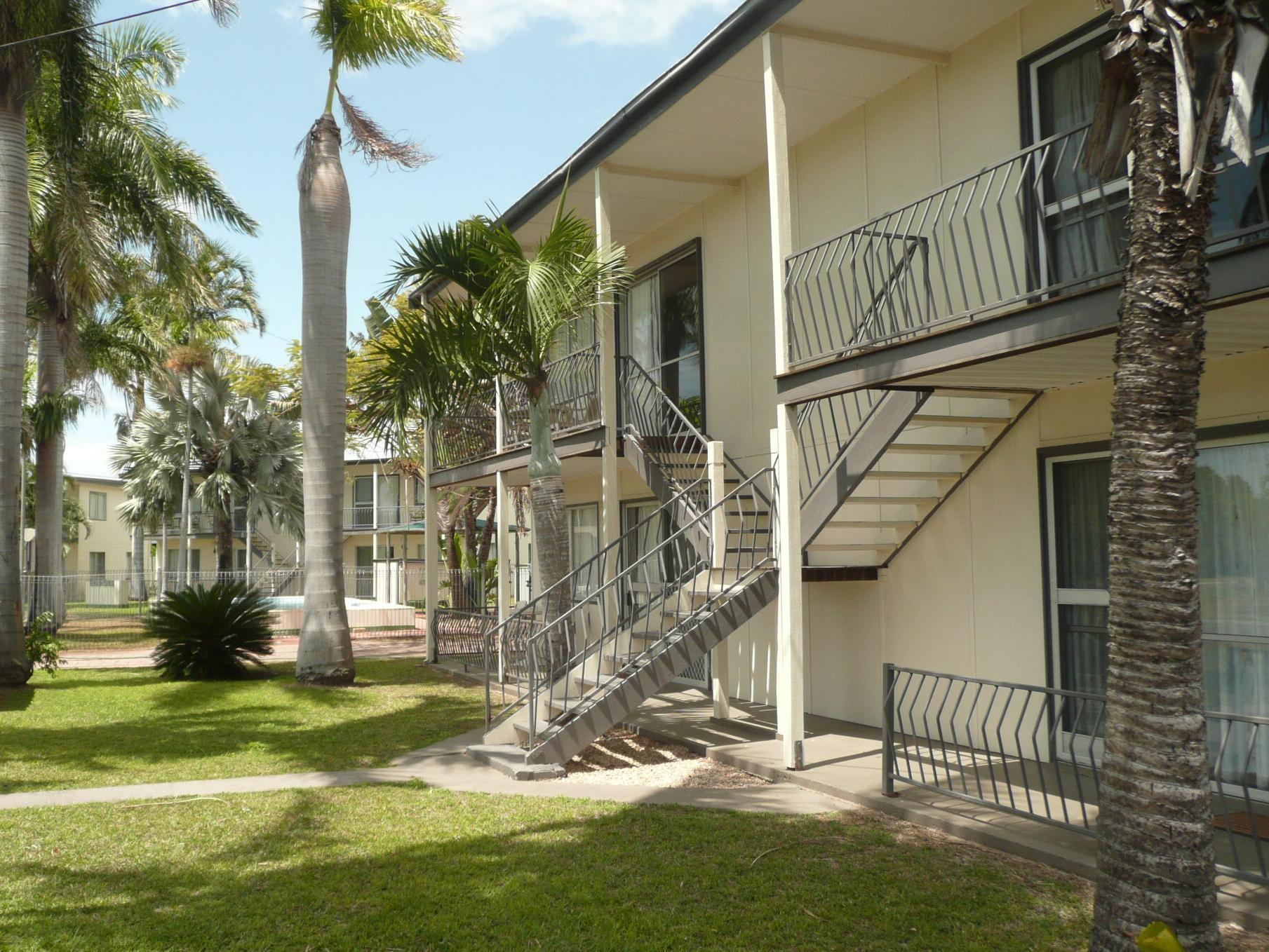 Ocean Breeze Apartments