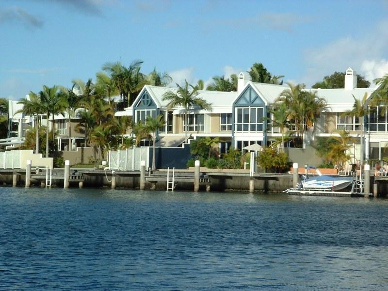 Sanctuary Cove Villas - Hotell och Boende i Australien , Guldkusten