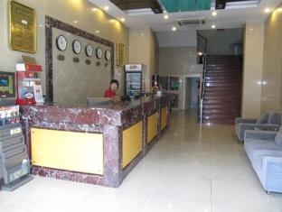 Jitai Hotel Shanghai Hutai Road Long Distance Bus Station Branch Shanghai - Reception