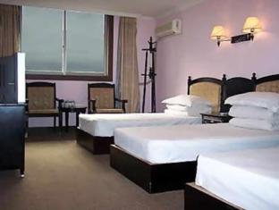 Jitai Hotel Shanghai Hutai Road Long Distance Bus Station Branch Shanghai - Guest Room