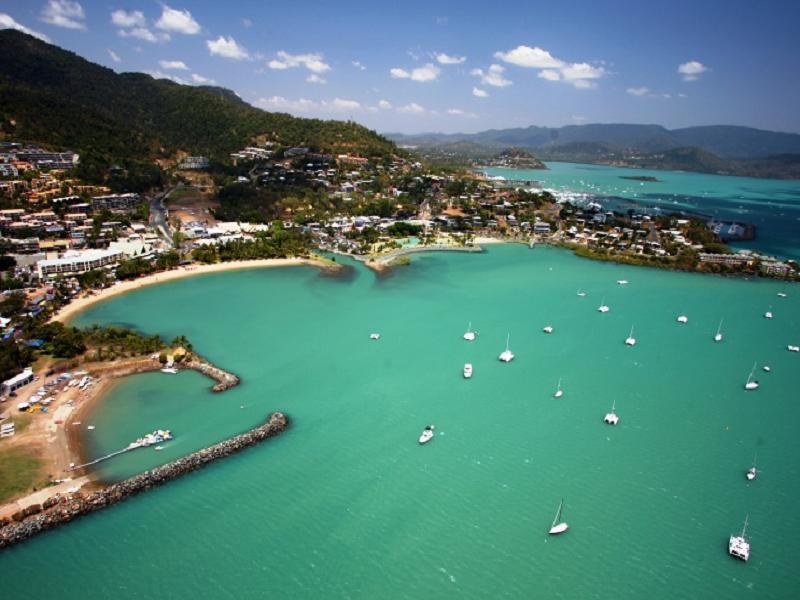 Airlie Beach Apartments - Hotell och Boende i Australien , Whitsundays
